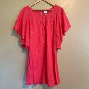 Old Navy | Bat Wing Cotton Dress | Small S